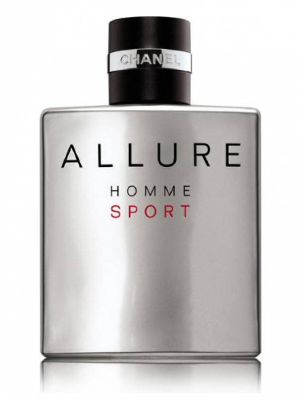 Chanel Fragrance Allure Homme Sport